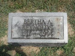 Bertha Albina <I>Simonds</I> Reynolds