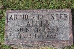 Arthur Chester Allen