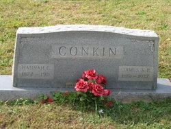 James Knox Polk Conkin