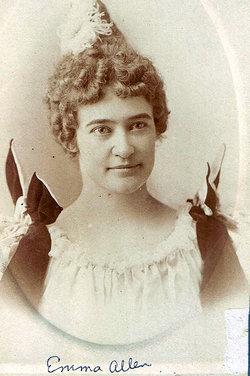 Emma Lee <I>Allen</I> Obrien