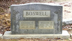 William Alfred Boswell