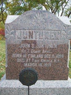 John S Juntunen