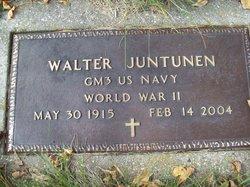 Walter Juntunen