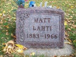 Matt Lahti