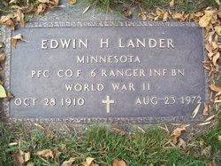 Edwin Hjalmer Lander