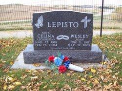 Nina Celina <I>Johnson</I> Lepisto