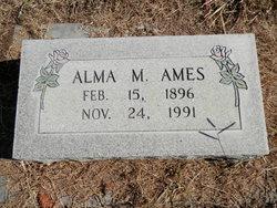 Alma M. Ames