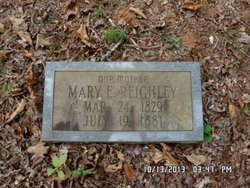 Mary E. Reighley