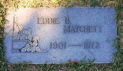 Eddie B Matchett