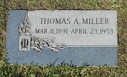 Thomas A Miller