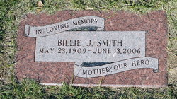 Billie J Smith