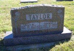 Thomas Franklin Taylor