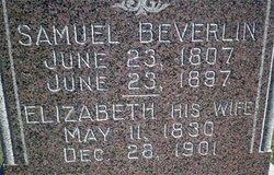 Samuel Beverlin