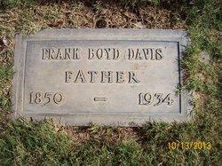 Frank Boyd Davis