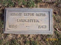 Nellie Eaton Davis