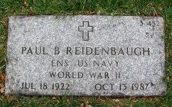 Paul B. Reidenbaugh