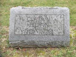 Clara Marian <I>McGoey</I> Felton
