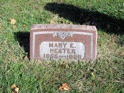 Mary Elizabeth <I>Kyger</I> Hester-Duhram