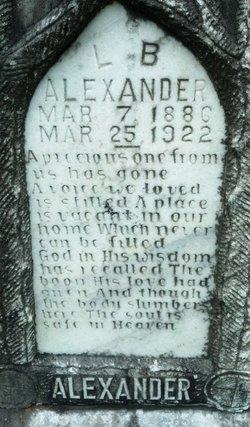 Lewis Byron Alexander Sr.