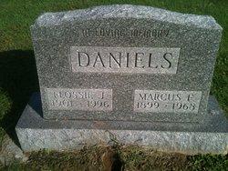 Flossie J Daniels