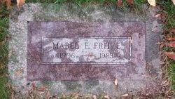 Mabel E Fritze