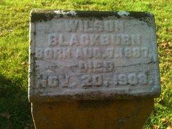 Wilson Blackburn