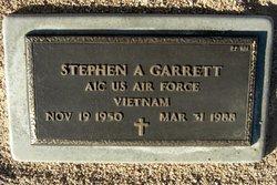 Stephen Alwin Garrett