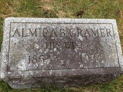 Almira B. <I>Cramer</I> Blennerhassett