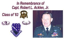 "Capt Robert Livingston ""Bob"" Acklen, Jr"