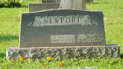 Elizabeth <I>Stephens</I> Newport