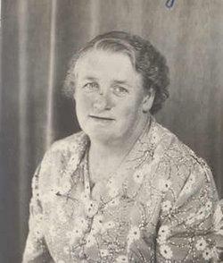 Margaret Nancy <I>Walters</I> Brackenbury