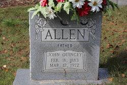 John Quincey Allen