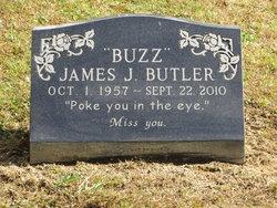 """James J """"Buzz"""" Butler"""