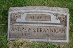 Andrew S Brannigan