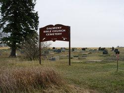Dalmeny Bible Church Cemetery