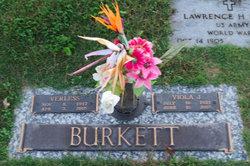 "Verless ""Red"" Burkett"