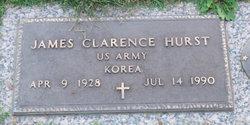 James Clarence Hurst