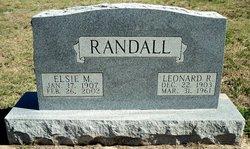 Leonard Reubon Randall