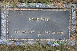 Ione Wee