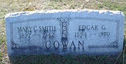 Mary Catherine <I>Smith</I> Cowan