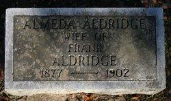 """Almeda """"Meadie"""" <I>Modglin</I> Aldridge"""