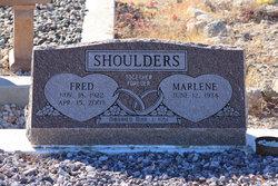 """Fredrick """"Fred"""" Shoulders, Jr"""