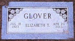 Elizabeth <I>Thompson</I> Glover