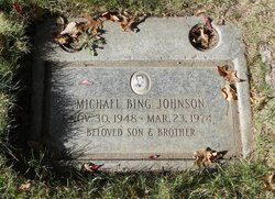 Michael Bing Johnson