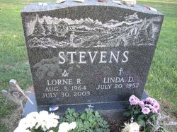 Lorne Richard Stevens