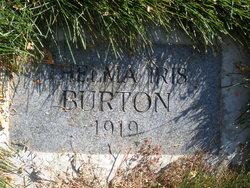 Thelma Iris Burton
