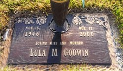 Lula Mae <I>Lindsey</I> Godwin