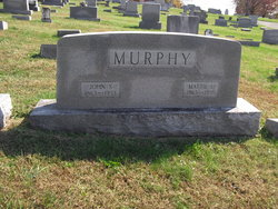 "Martha Lee ""Mattie"" <I>Nunnelley</I> Murphy"