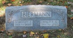 Walter George Biermann