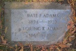 Loring K. Adams